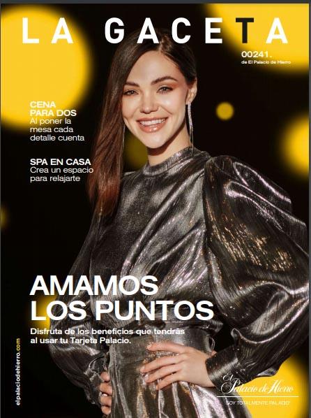 Ejemplo de revista corporativa: La Gaceta de El Palacio de Hierro