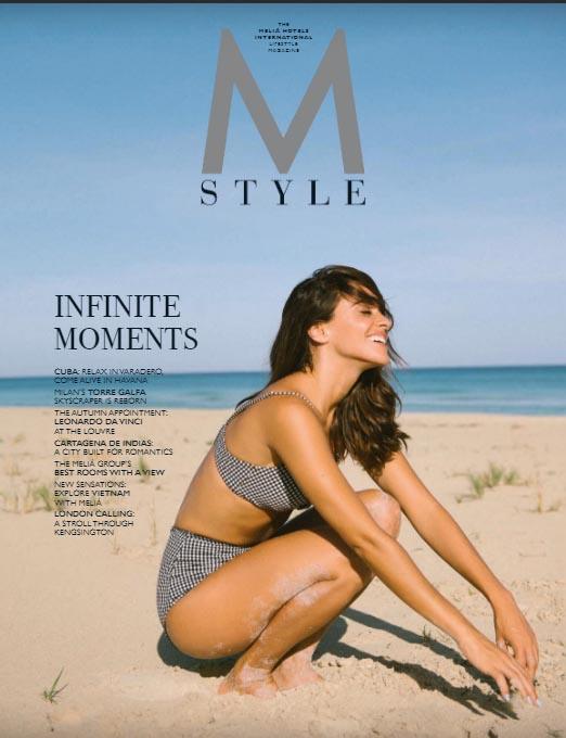 M Style, ejemoplo de revista corporativa