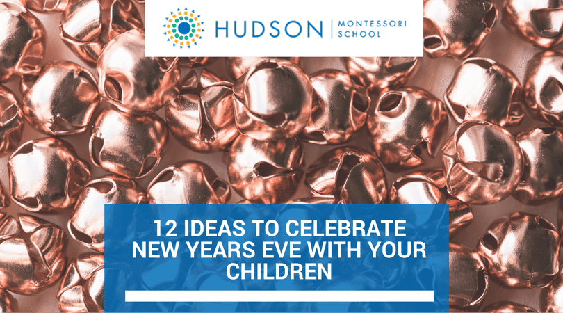 12 Ideas to Celebrate New Years Eve with Your Children