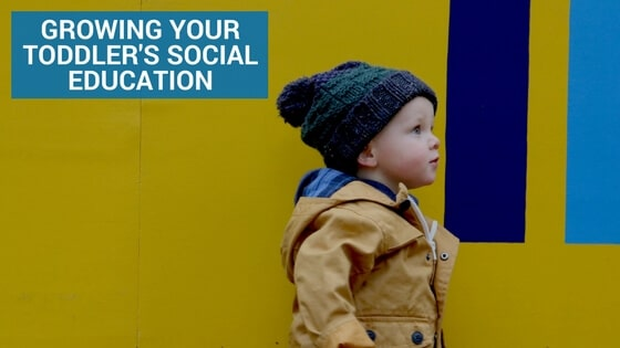 Growing Your Toddler's Social Education