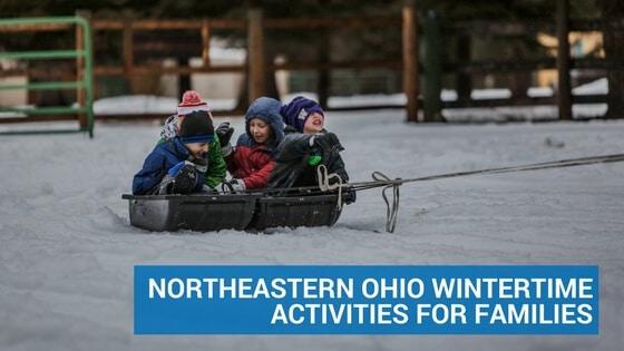 Northeastern Ohio Wintertime Activities for Families