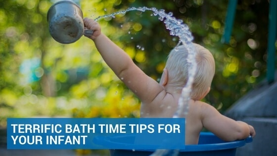 Terrific Bath Time Tips for Your Infant