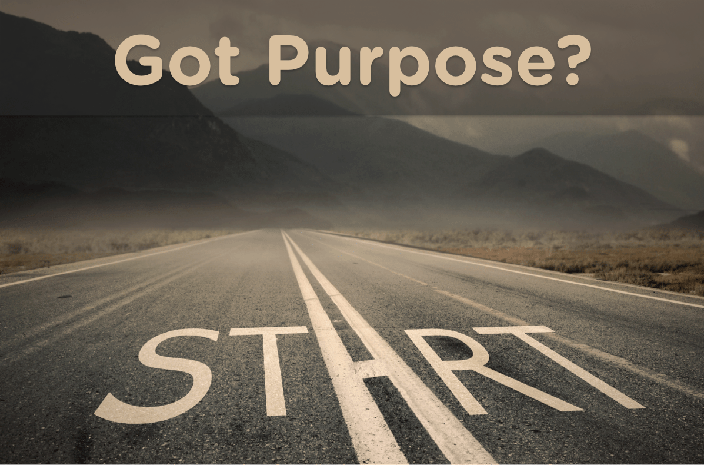 why is it important to define your purpose in life