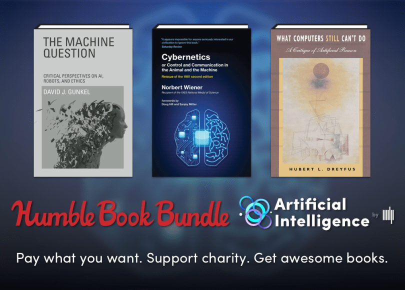Humble Book Bundle: Artificial Intelligence by MIT Press