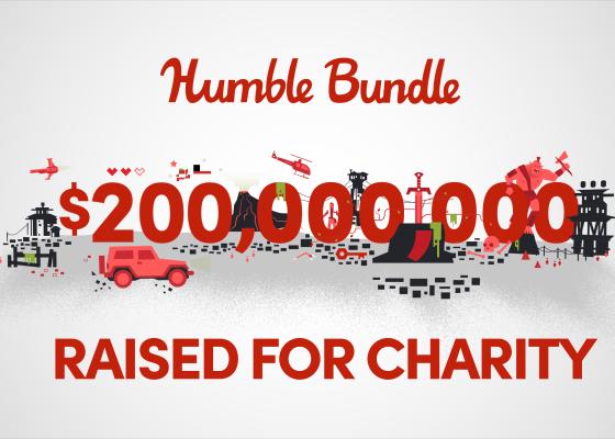 Celebrating 200 Million Raised for Charity