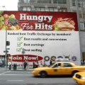 Hungry For Hits street