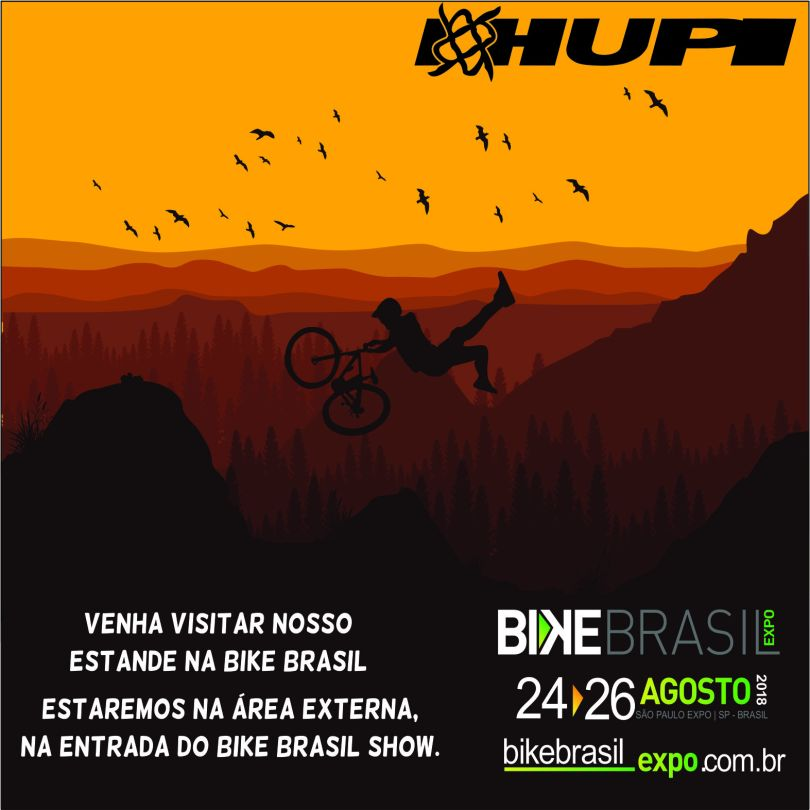 mountain biker HUPI