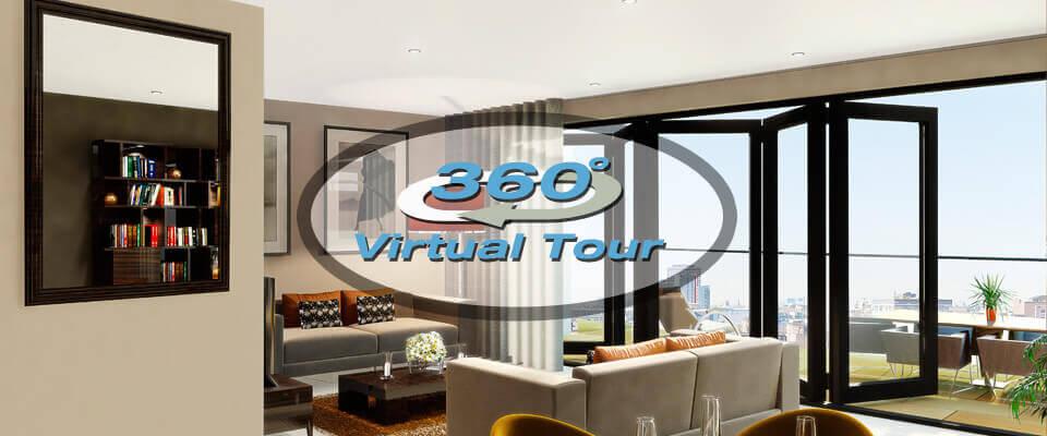 Take a 360º Tour of IXIA, Shoreditch, London, N1