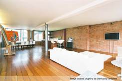 Two bedroom loft apartment set in Victorian Warehouse Building on Clerkenwell's Banner Street, EC1