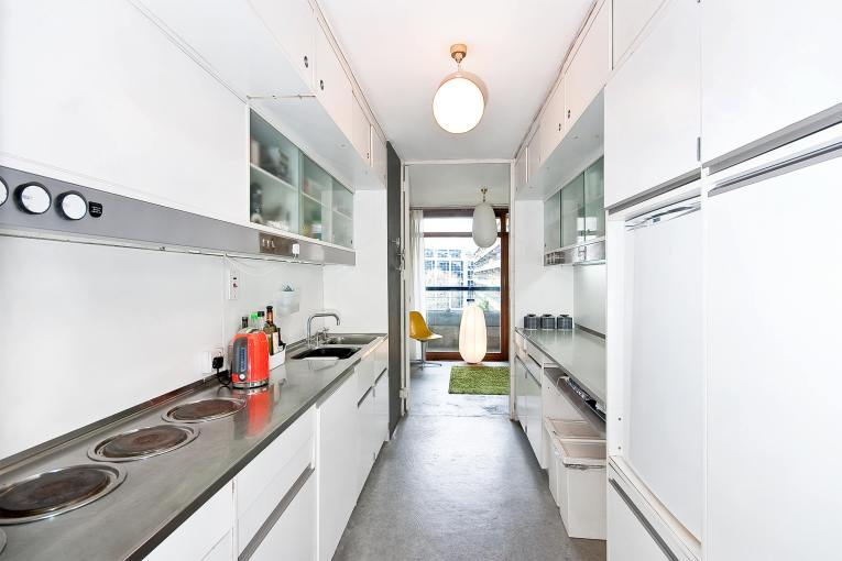 One bedroom apartment overlooking the Museum of London, Mountjoy House, Barbican, EC2