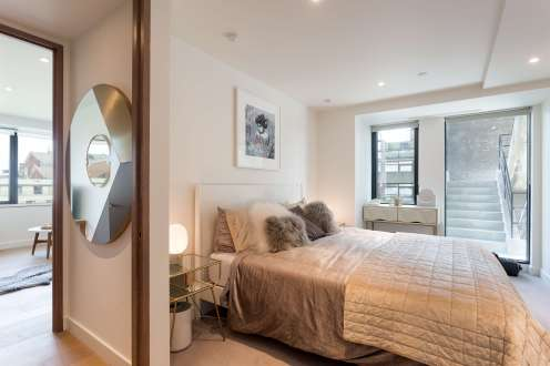 Design, design, design – Stunning one bedroom apartment, Blake Tower, EC2
