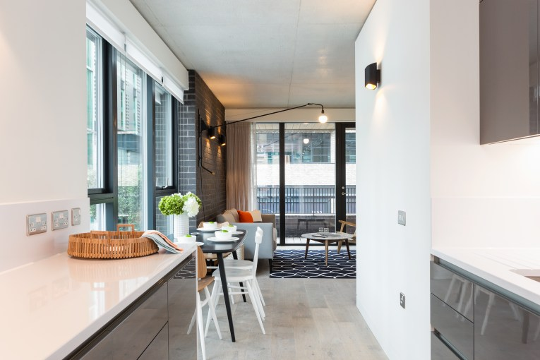 """""""A community and destination rather than just another new set of buildings"""" Mallow Street Apartments, EC1"""