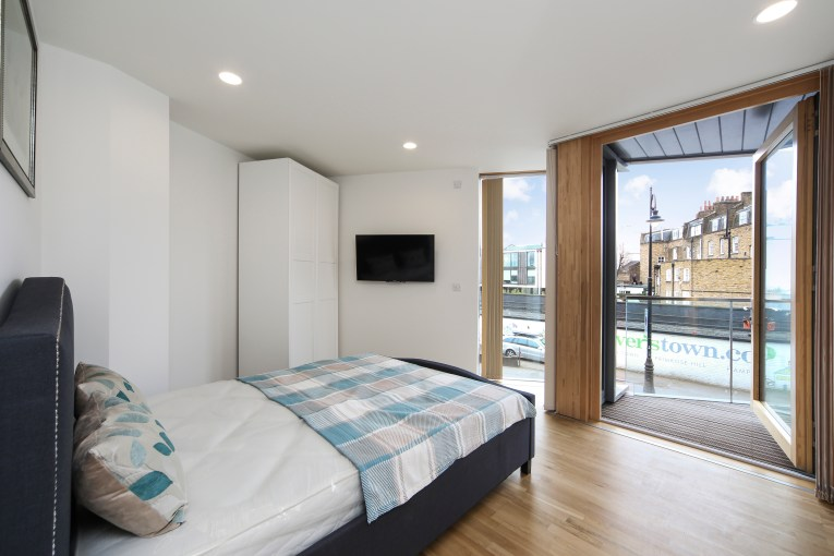 Innovation meets Grade II Listed, Two Bedroom Apartment, Delancey Street, NW1