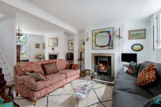 Grade II listed immaculate East London Freehold Georgian house, Myrdle Street, E1