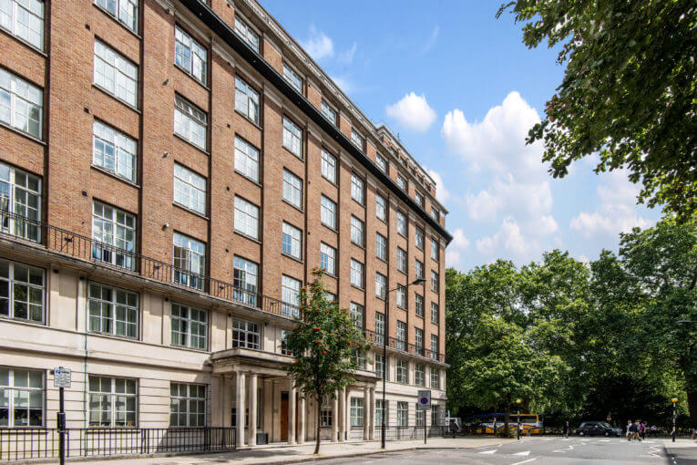 Bloomsbury Mansions, Russell Square WC1