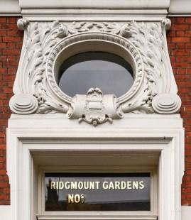 Ridgmount Gardens WC1