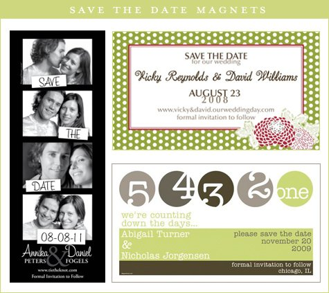 Magnet Wedding Invitations To Inspire You How Make The Invitation