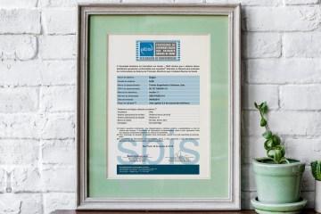 certificado sistema hygia SBIS