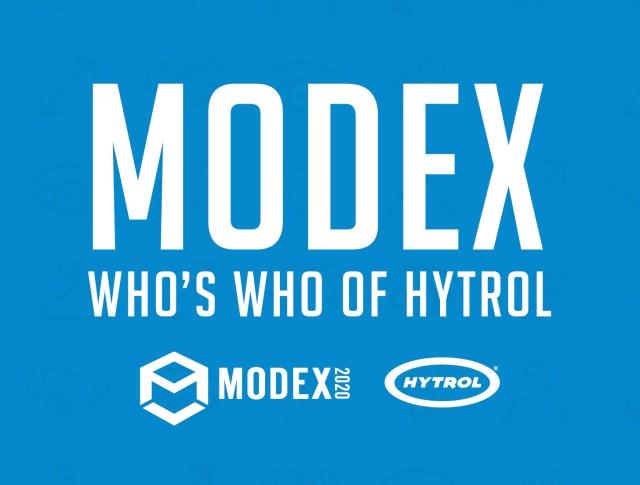 Hytrol's Who's Who at MODEX