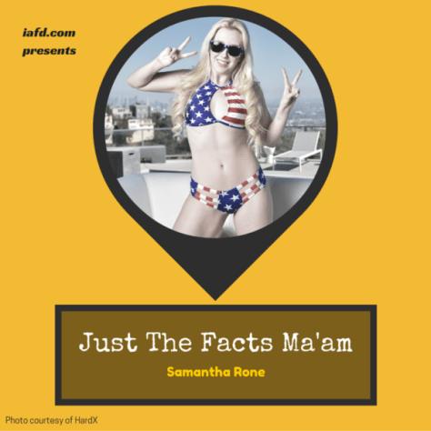 JTFM - Samantha Rone
