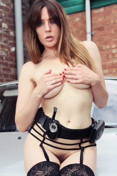Samantha Bentley in Pure XXX Films' 'Cuntstable'