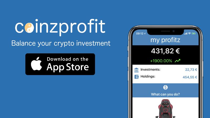 CoinzProfit App Store