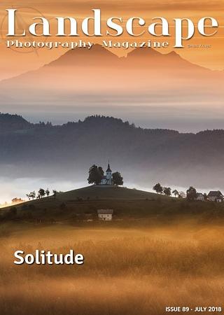 Landscape Photography Magazine - July 2018