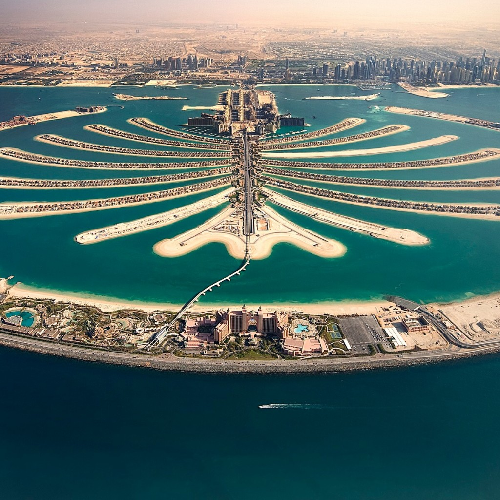 Palm Islands: o maior arquipélago artificial do mundo
