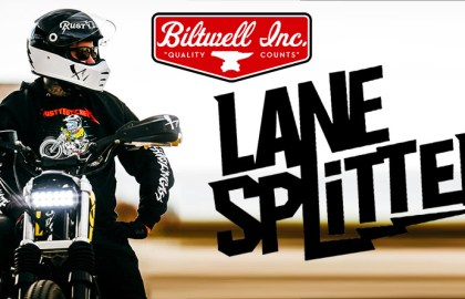 Biltwell Lane Splitter