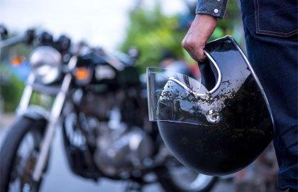 Comment entretenir son casque moto