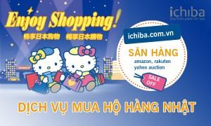 dịch vụ mua hộ hàng Nhật