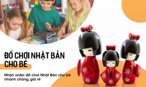 Order đồ chơi Nhật Bản