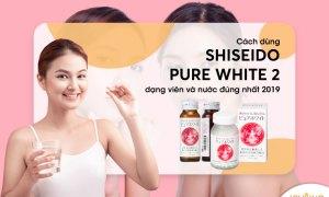 Order Shiseido Pure white