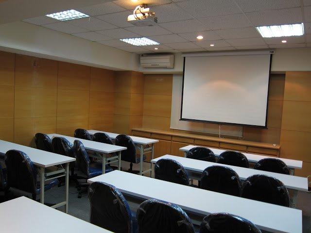 重慶南路新教室落成!