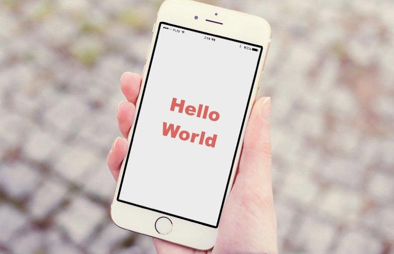 Swift教學- 一起來製作你的第一個iOS App!