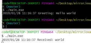 《微服务架构本地尝试(一)-rpc》