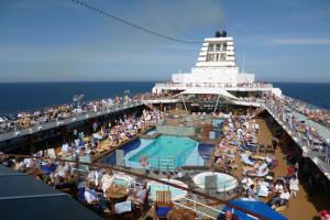 Cruise Ship On-Board