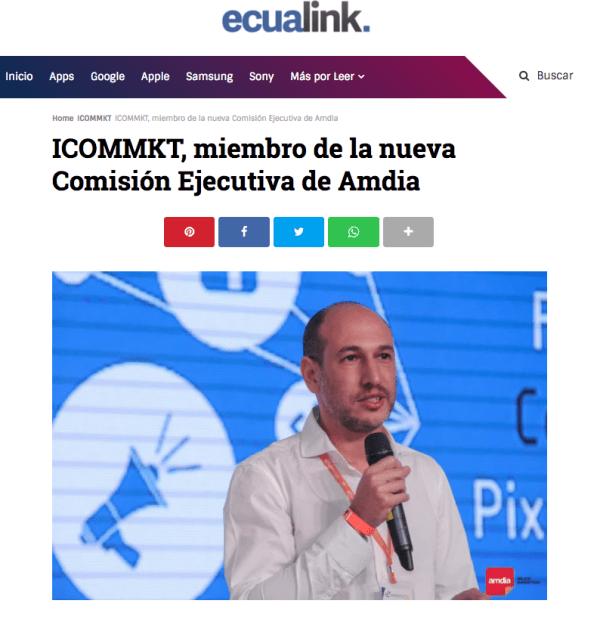ecuaLink ICOMMKT
