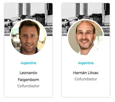 cofundadores ICOMMKT