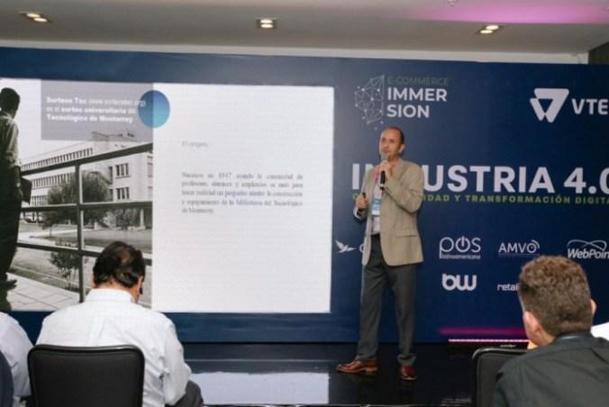 Industria 4.0 - VTEX - Mexico 09/2019