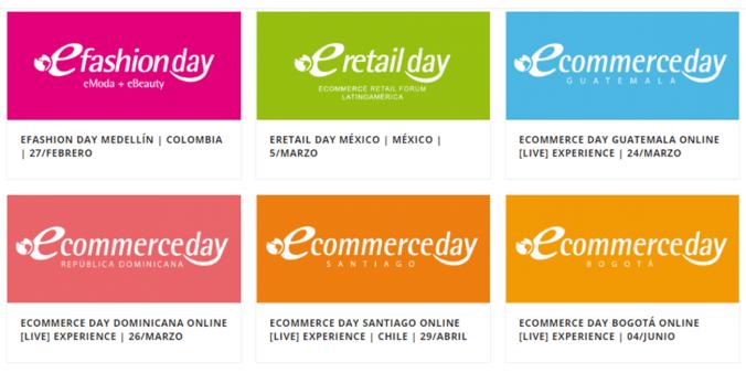 Tour eCommerce Day ICOMM 2020