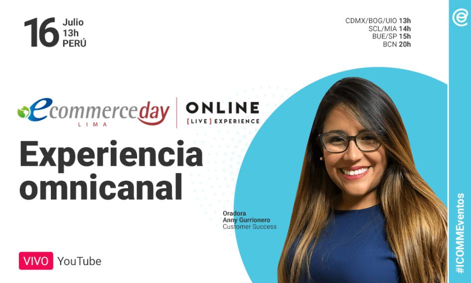 ICOMM ecommerce day Peru