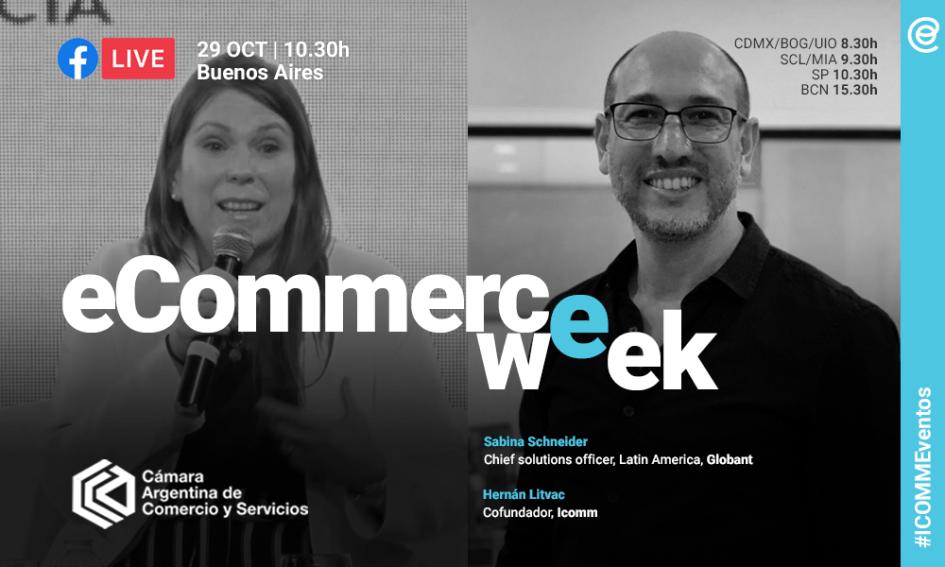 icomm ecommerce Week
