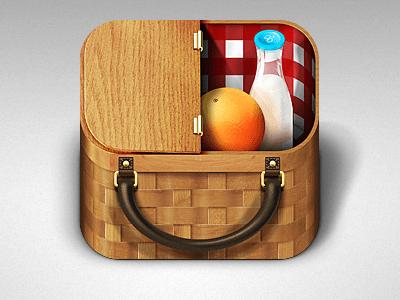 http://dribbble.com/shots/575892-Basket-App-Icon