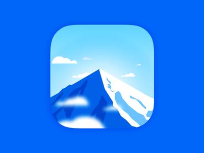 https://dribbble.com/shots/3188485-Damavand-App-Icon