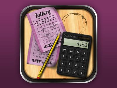 https://dribbble.com/shots/3117637-Lottery-App-Icon
