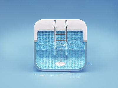 https://dribbble.com/shots/1242072-Pool-iOS-icon