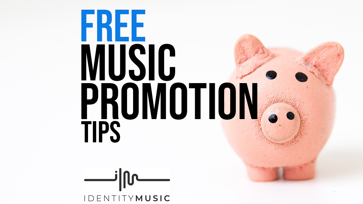 Free Music Promotion Tips!