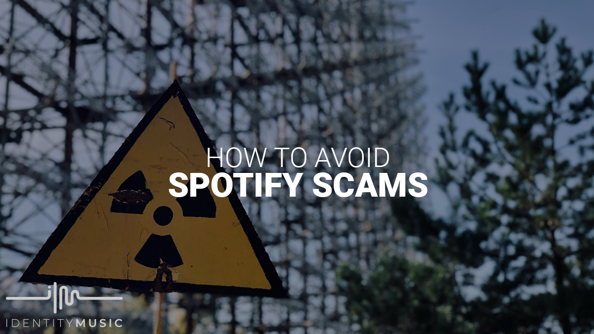Avoiding Spotify Playlist Scams