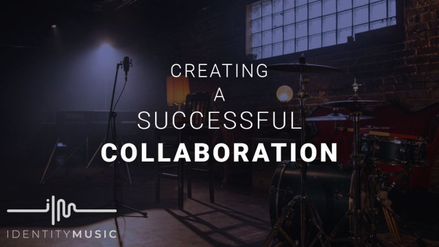 Collab music studio